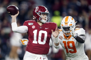 Alabama vs. Tennessee Betting Preview