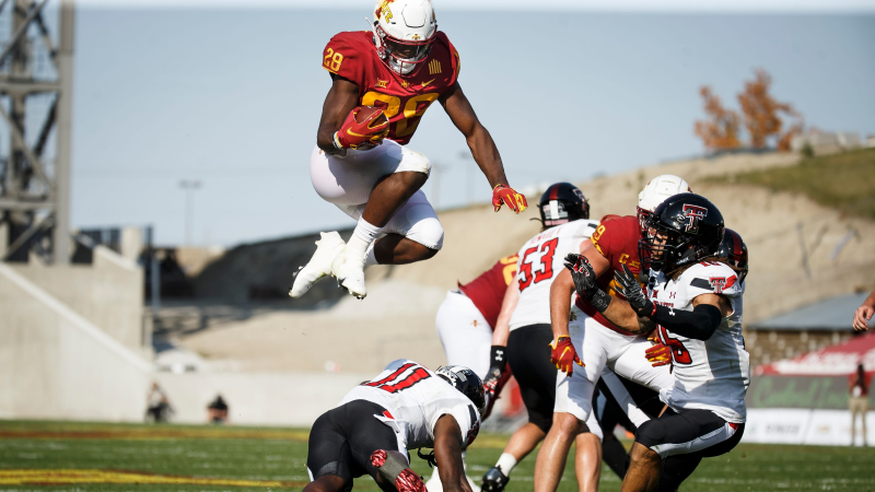 Iowa State Cyclones vs. Oklahoma State Cowboys Betting Preview