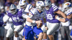 Kansas Jayhawks vs. Kansas State Wildcats Betting Preview