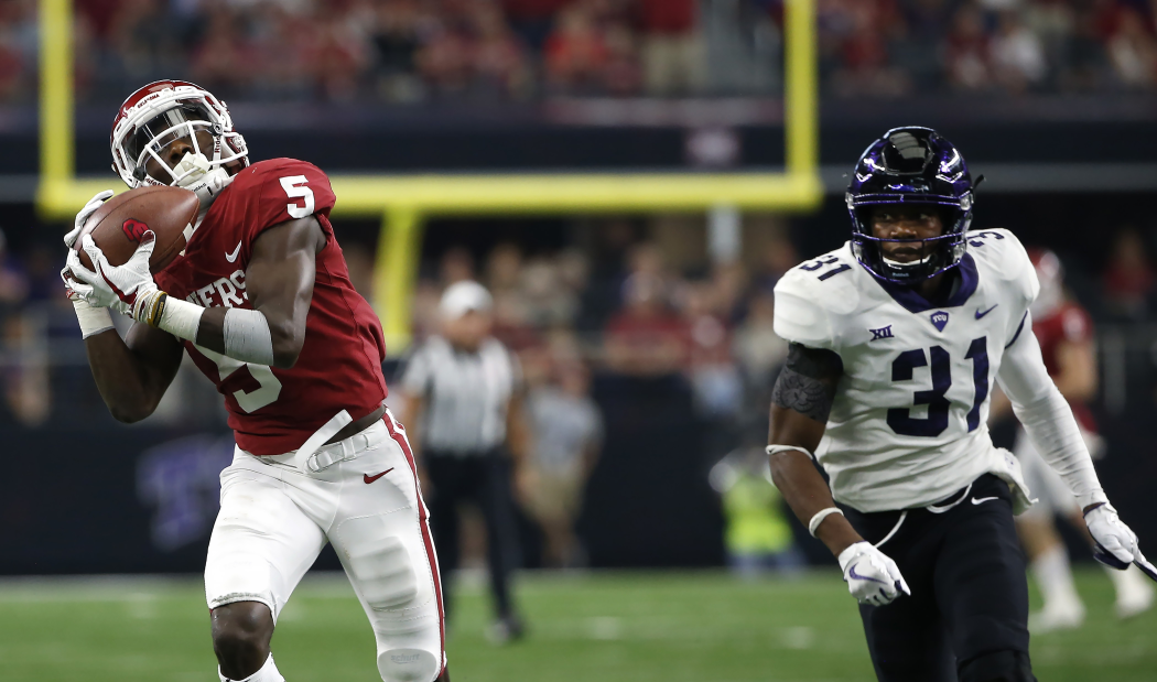 Oklahoma Heads to TCU for Big 12 Matchup