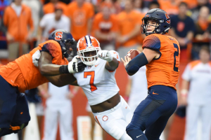 Syracuse vs Clemson Betting Preview