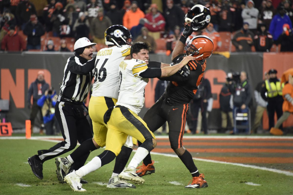 Browns Kicks off Week 11 with HUGE AFC North Win; Ugly Finish