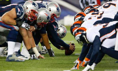 Betting Odds for Denver Broncos vs. New England Patriots