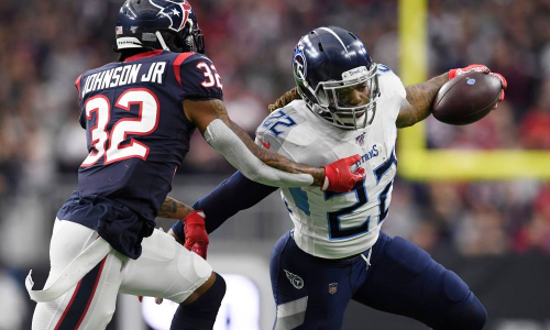 Houston Texans vs. Tennessee Titans:  Betting Preview