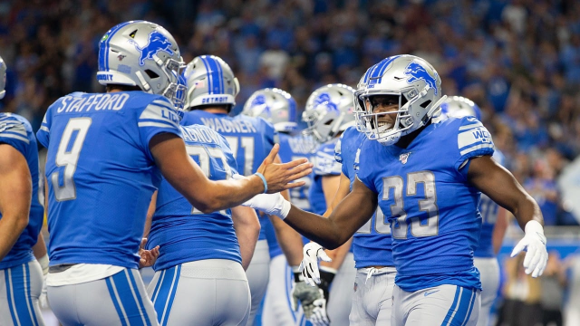 Jaguars vs. Lions Betting Preview