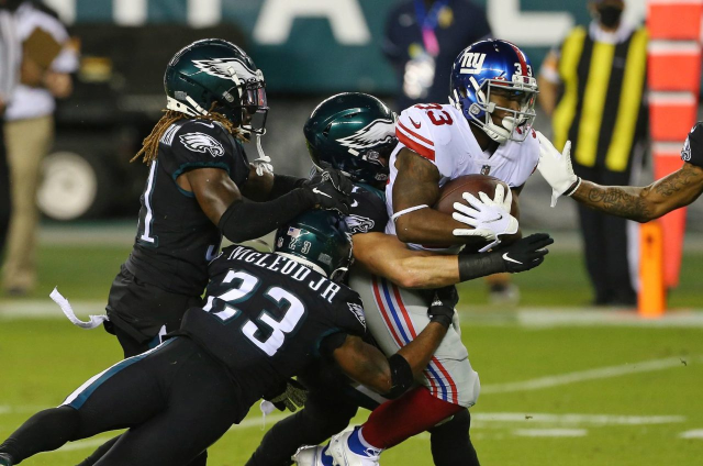 Eagles vs Giants Betting Preview