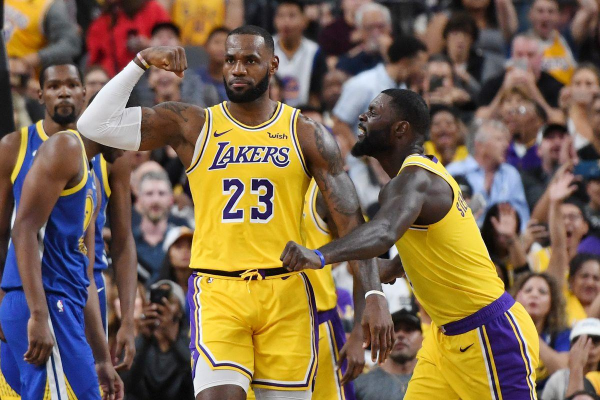 Christmas Day NBA Betting: Los Angeles Lakers at Golden State Warriors