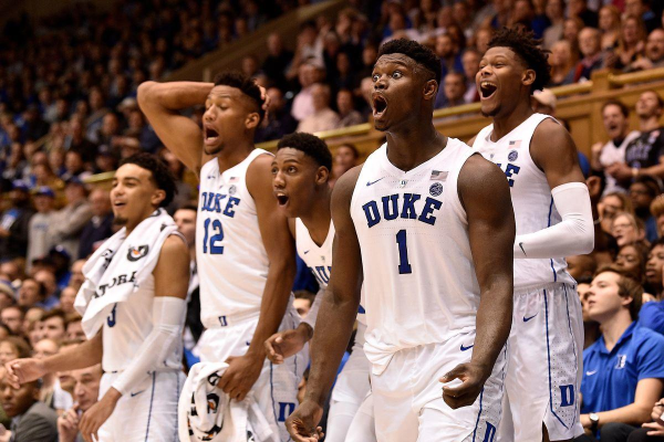 NCAA Basketball Betting Pick: Texas Tech Red Raiders at Duke Blue Devils