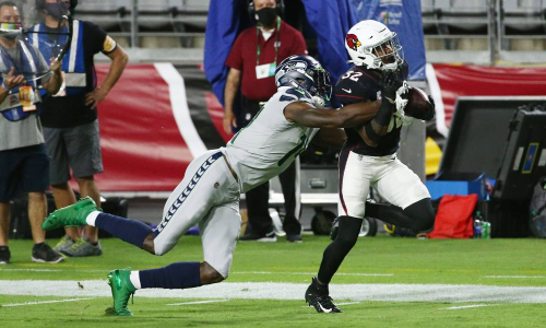 Seahawks TNF Favorites vs Cards in NFC West Rematch