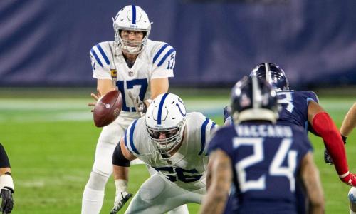 Indianapolis Colts vs. Green Bay Packers Betting Preview