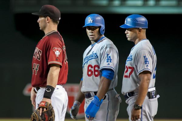 NL Showdown: Los Angeles Dodgers at St. Louis Cardinals