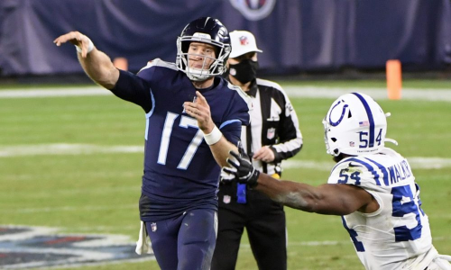 Lamar Jackson Doomed to Implode Against the Tennessee Titans on Sunday