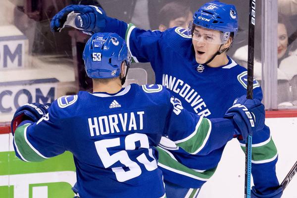 Vancouver Canucks vs. St. Louis Blues Betting Preview