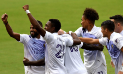 Orlando City SC and New England Revolution Lock Horns in a MLS Cup Eastern Conference Semifinals