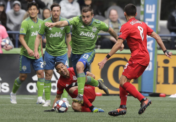Sounders Aim to Keep Title March Alive Against FC Dallas in MLS Western Conference Semifinal
