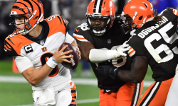 Cleveland Browns at Cincinnati Bengals Betting Preview