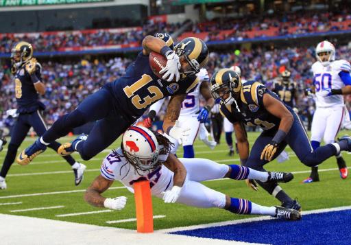 Rams vs. Bills Betting Preview