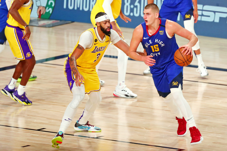 Game Preview: Los Angeles Lakers vs. Denver Nuggets