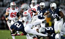 Ohio State Buckeyes vs. Penn State Nittany Lions