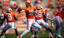 Boston College vs. Clemson Betting Preview