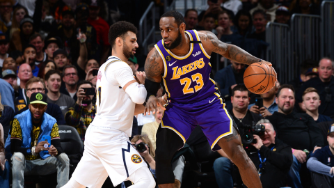 Lakers vs. Nuggets Game One Betting Preview