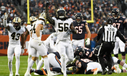 Saints vs. Bears Betting Preview
