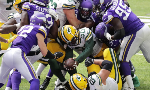 Minnesota Vikings At Green Bay Packers Betting Preview