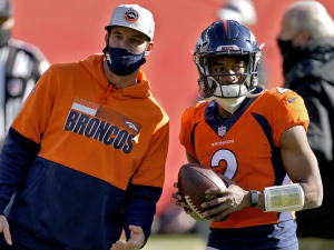 Money Pours in as Denver Broncos Plays Without Quarterbacks