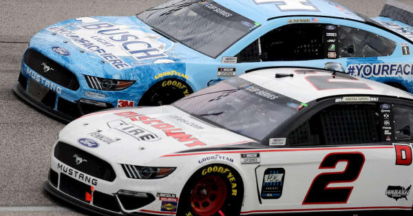 Harvick's Shock Elimination Shakes Up NASCAR Cup Series Title Odds