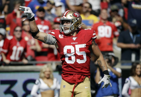49ers Remain Unbeaten, Knocking Off Rams; Are They NFC Favorites?