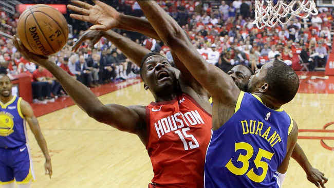 Houston Rockets at Golden State Warriors Game 5 Betting Pick