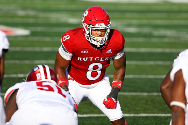 Rutgers vs. Ohio State Betting Preview