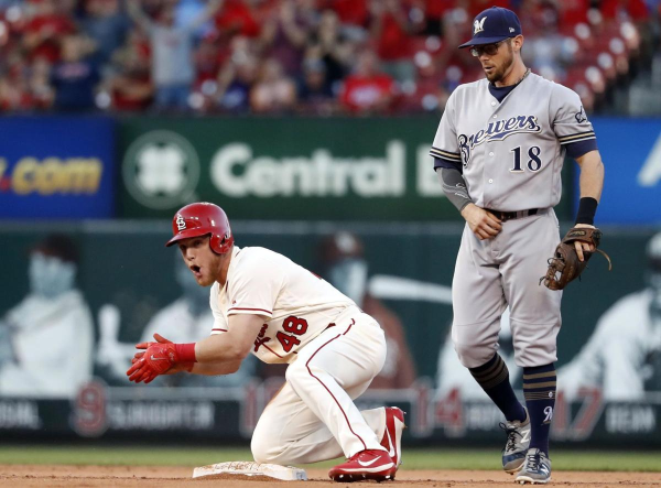 Brewers @ Cardinals Betting Preview