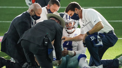 Dak Prescott's injury & it's effect on the Dallas Cowboys