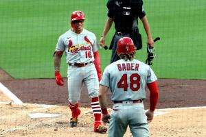 St. Louis Cardinals vs. San Diego Padres