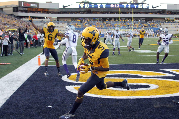 College Football Betting Preview: West Virginia Mountaineers at Oklahoma State Cowboys
