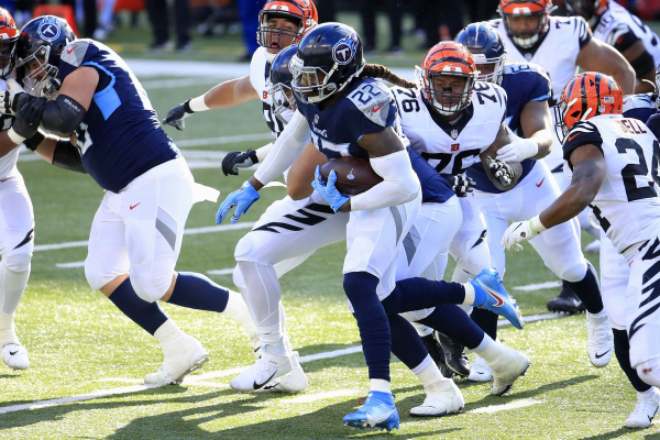 Titans vs Bears Betting Preview