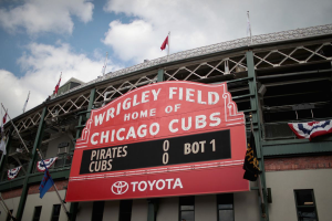 Cubs, DraftKings Hoping to Have MLB's First Sportsbook at Wrigley Field