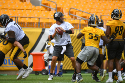 States Approve Gambling, Steelers Earning Respect, NBA Futures and more