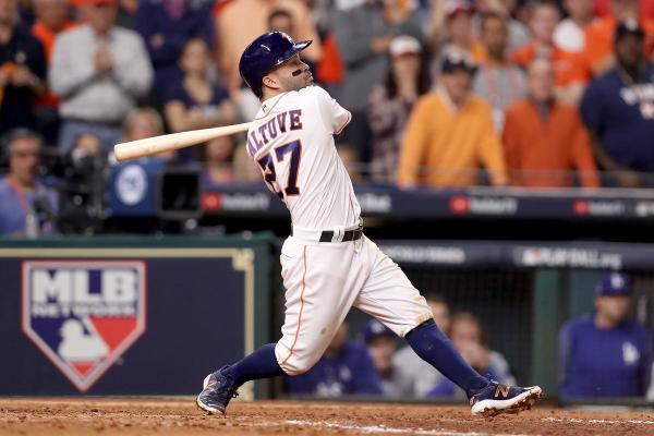 MLB Battle in the Bay: Oakland Athletics vs. Houston Astros