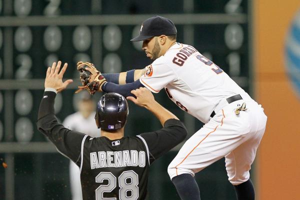 Interleague Tilt: Colorado Rockies at Houston Astros