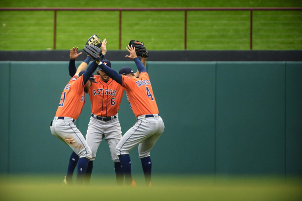 AL West Showdown: Oakland Athletics at Houston Astros