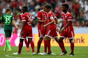 Bundesliga 2018-19 Opening Day Match: Bayern Munich vs TSG 1899 Hoffenheim.