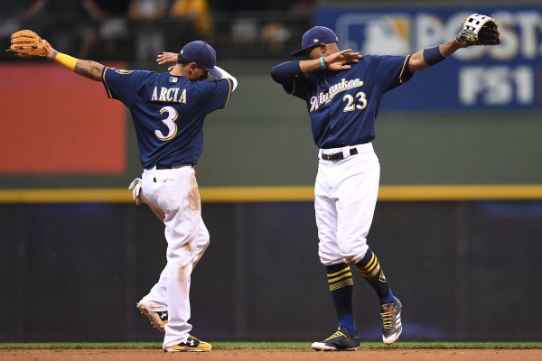 NL Central Showdown: Milwaukee Brewers at Chicago Cubs