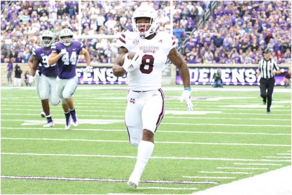 SEC Showdown: Mississippi State Bulldogs vs. LSU Tigers