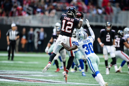Atlanta Falcons vs. Dallas Cowboys Betting Preview