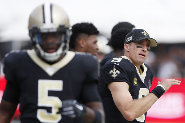 With Brees to Miss Time; Who Wins NFC South?