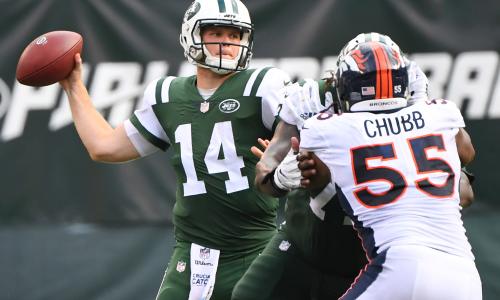 Thursday Night Football: Broncos vs. Jets Picks