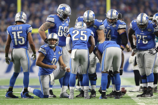 Detroit Lions at Chicago Bears NFL Betting Preview and Tips