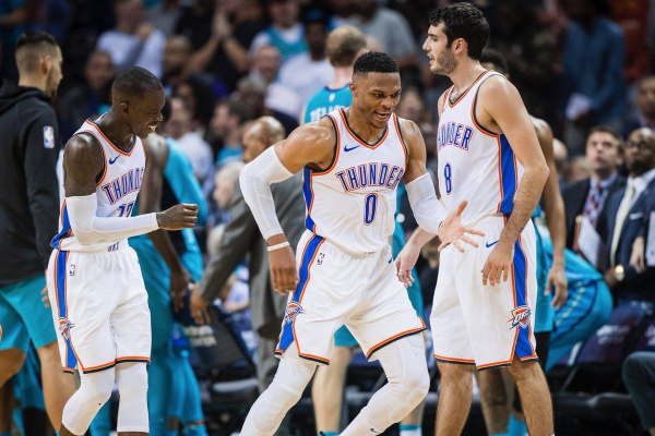 NBA Betting Pick: Oklahoma City Thunder at Los Angeles Lakers